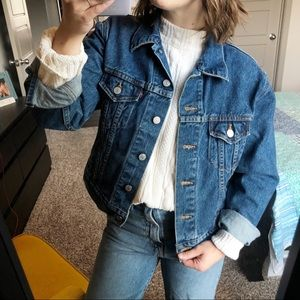 Levi's | Blue Denim Trucker Jean Jacket Classic L